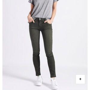 Current Elliott The Stiletto Skinny Jeans